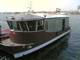 Dubai Water Bus