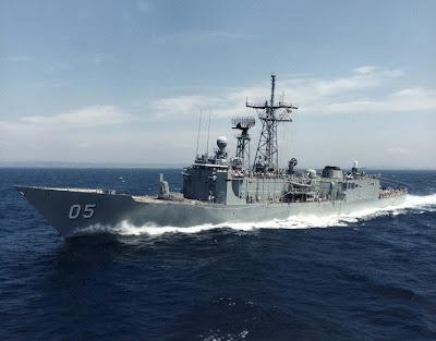 Marinha da Austrália com Standard SM-2