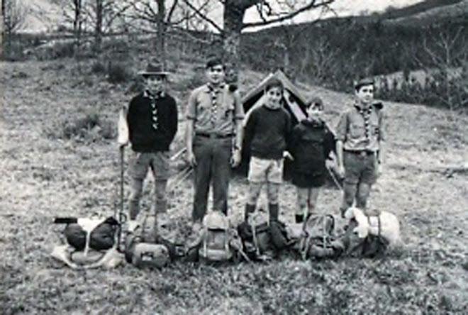 Revista de la Patrulla Castores. Belkoain 1969