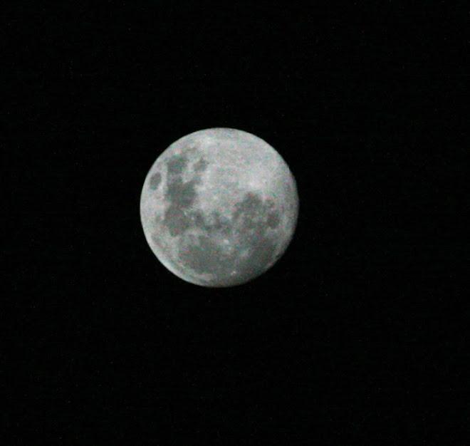Luna desde Alcohuaz