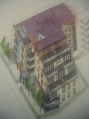 Terrassenwohnanlage 1. Bauabschnitt