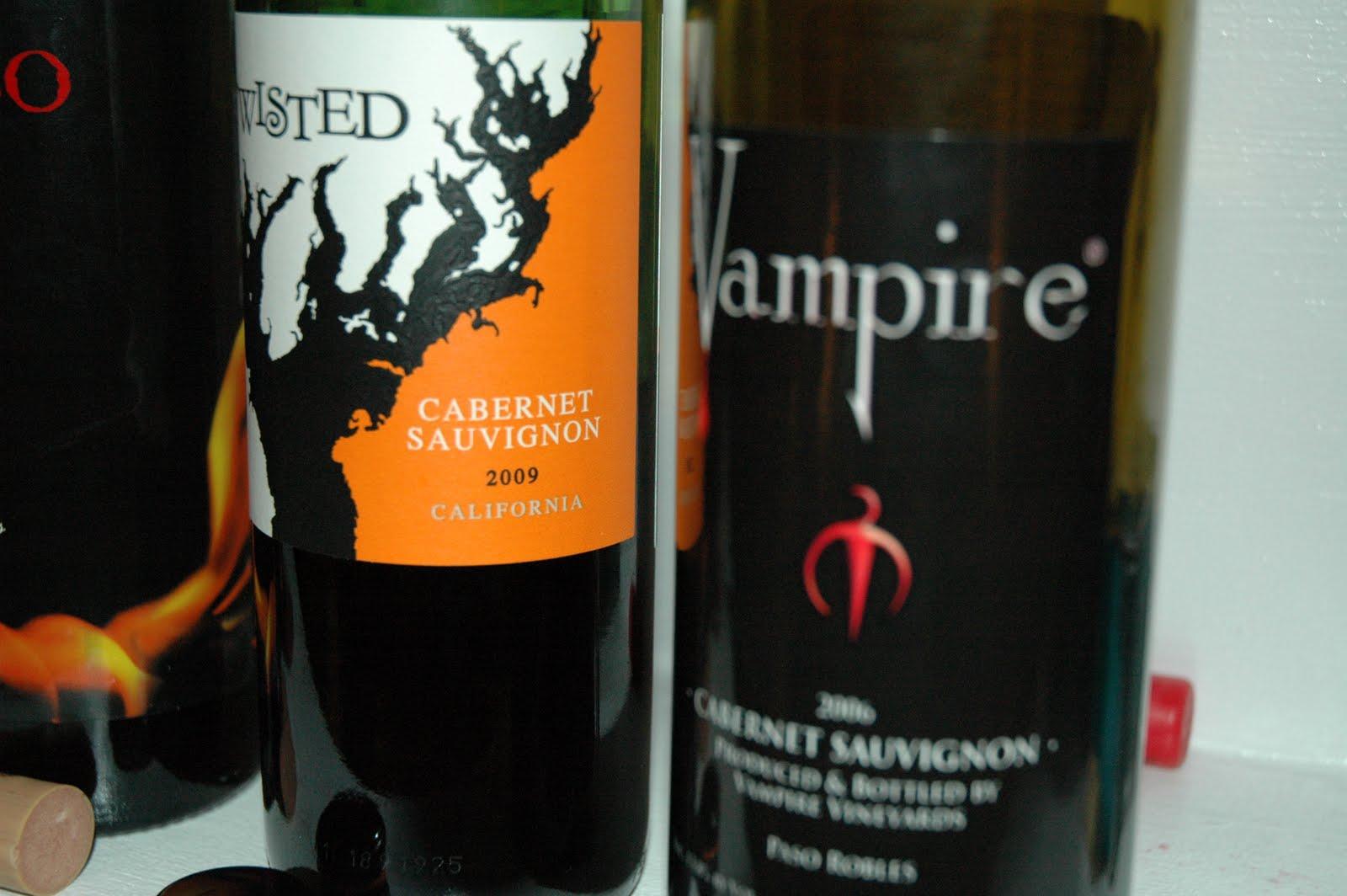 newly domesticated wino wednesday hallowino 2010