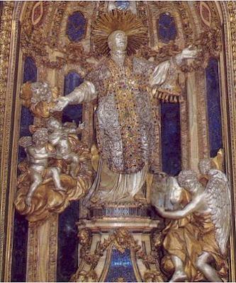 Le Gros-Tadolini-Statua di san'Ignazio