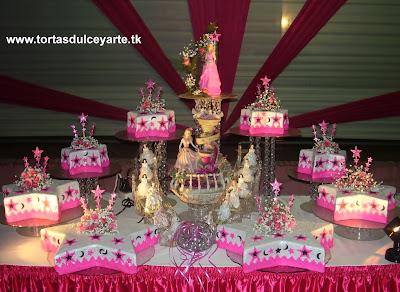 torta 15 años estrellas loca lima peru foto 3
