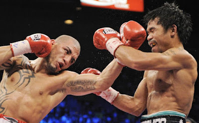 Manny Pacquiao vs Miguel Cotto Firepower, Manny Pacquiao wins, 7 world title for seven divisions