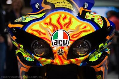 Rossi Yamaha R1