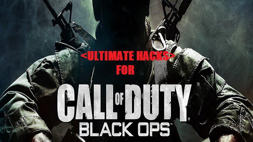 Free Black Ops Hacks
