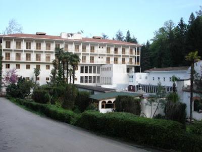 Termal+Otel Sağlık Bakanlığı Yalova Termal Oteli