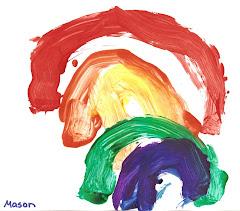 Elmo's Rainbow