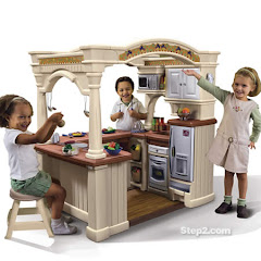 Future Kitchen for Play Yard. Picture taken fromt he Step 2 website