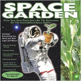 When life gives you lemons growing the future plants for Outer space gardens