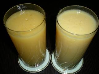 Kirney Fruit Milkshake