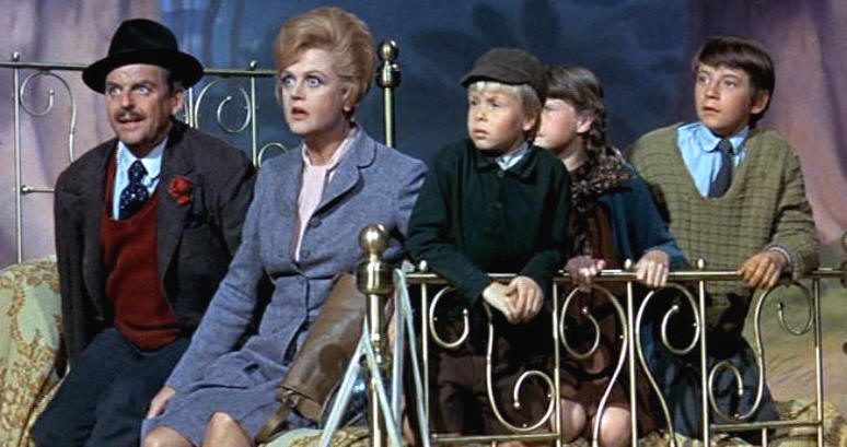 Bedknobs and broomsticks cast pictures