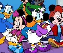Mickey School