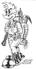 Mascote da engenharia florestal