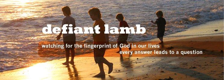 Defiant Lamb
