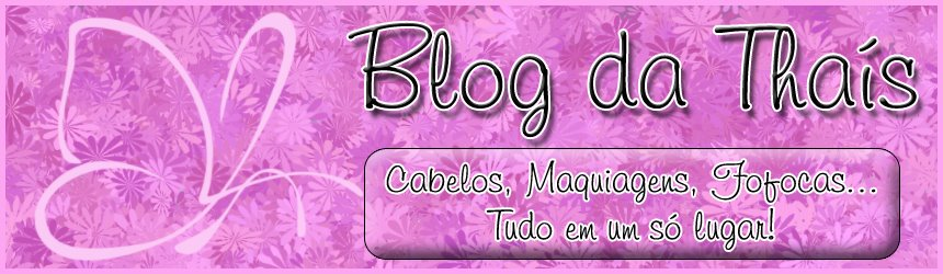 Blog da Thaís