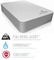 Cmpare Lacie vs. ioSafe Rugged Portable Comparison