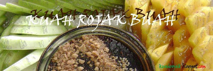 Welcome 2 kuahrojak.blogspot.com