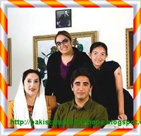 Bilawal Bhutto Zardaris Photo Album Pakistan Hotline - Bhutto family