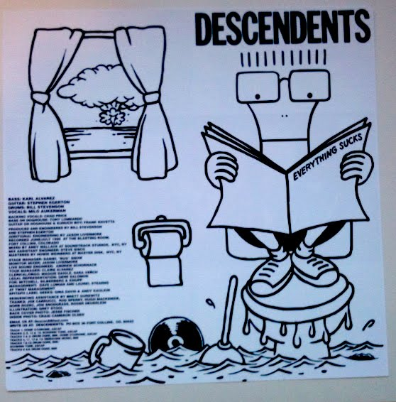 Milo Descendents Everything Sucks ... need to embrace un...