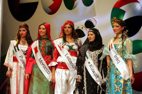 Miss World 2007 nackt