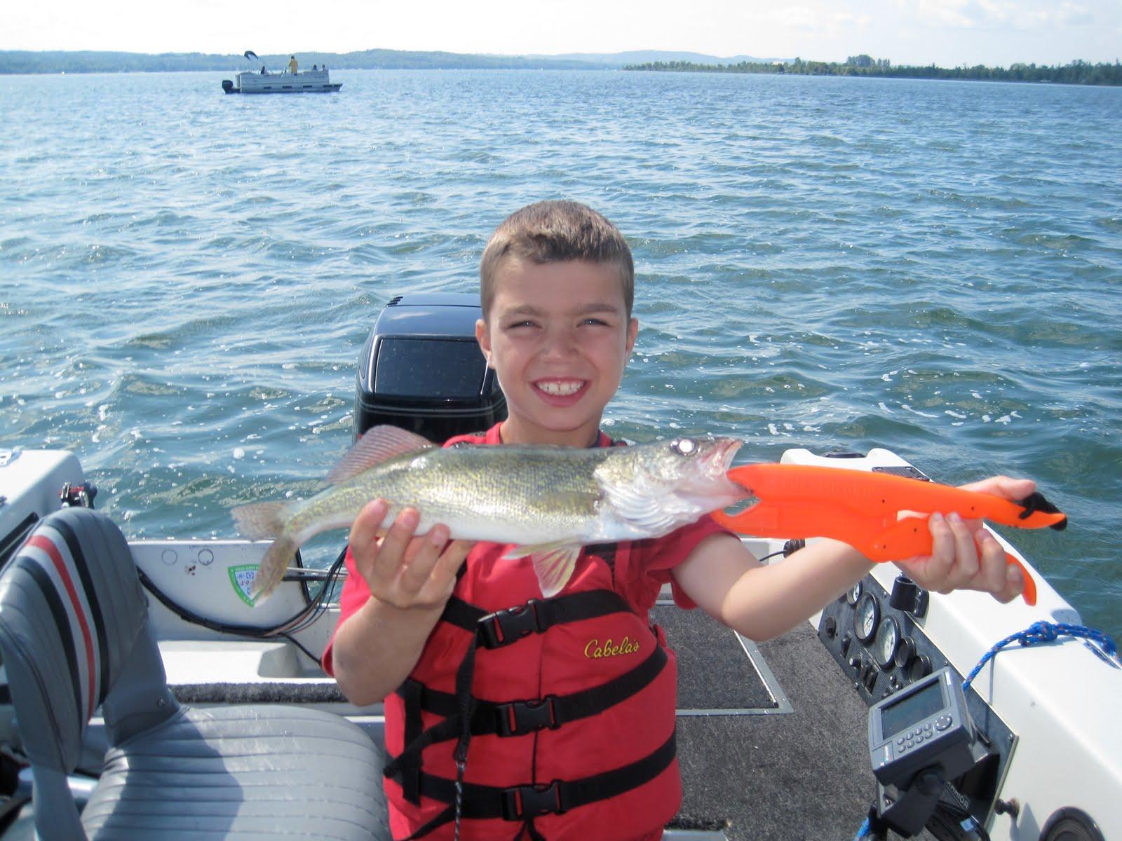 Fishing report for lake houghton and lake leelanau lake for Lake leelanau fishing