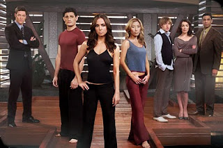 Dollhouse cast photo and Amazon link