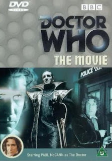 Doctor Who: The Movie on R2 DVD from Amazon