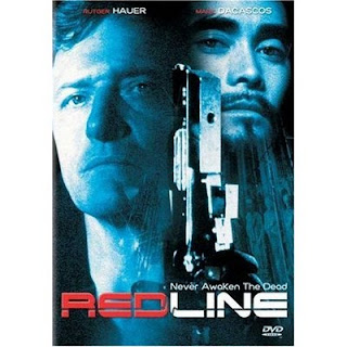 Redline DVD cover and Amazon link