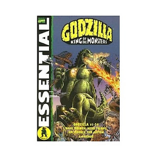 Essential Godzilla cover and Amazon link