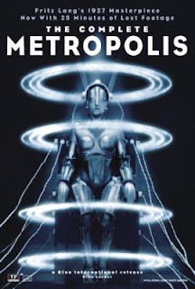 Link to the Complete Metropolis on DVD from Amazon