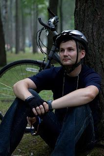 Велосипед - это часть моего образа жизни.