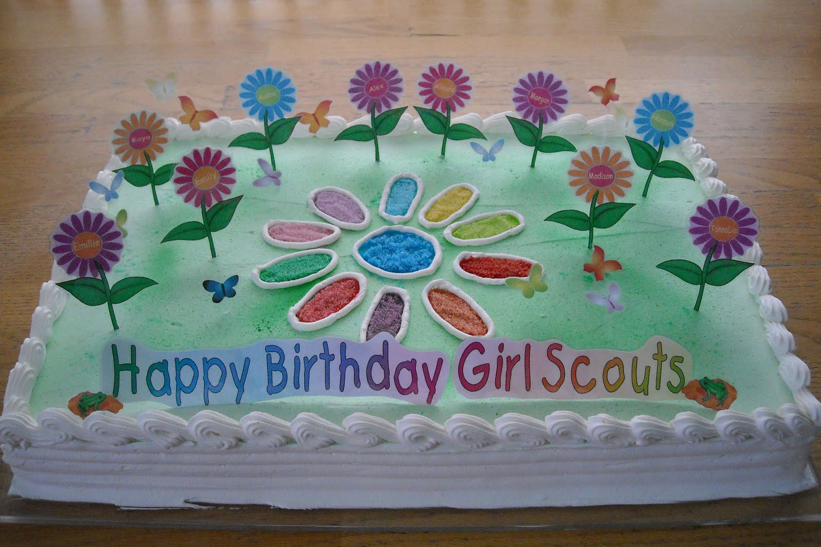 Happy Birthday Girls, Daisies Troops, Daisies Girls Scouts ...