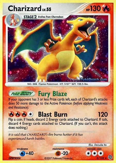 charizard expensive card