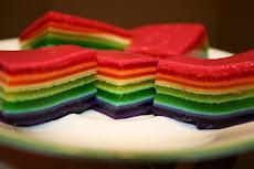 rainbow layer jelly