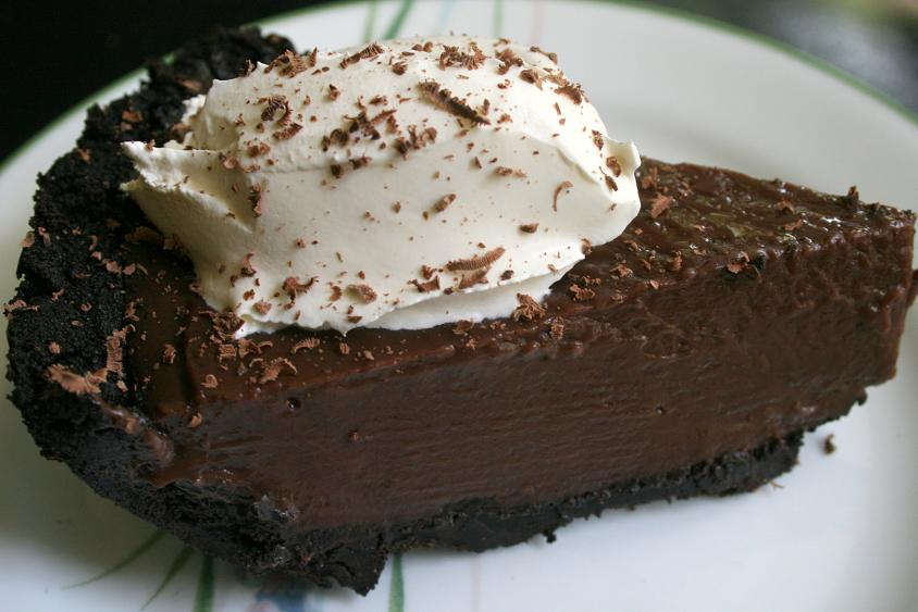 Hershey S Cocoa Chocolate Meringue Pie