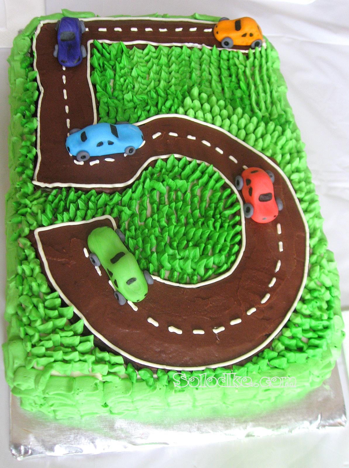 Торт на день рождения 1 год своими