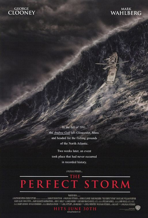 an analysis of the movie the perfect storm 'the perfect storm' is the story of the fishing vessel 'andrea gail', lost at sea during the 'perfect storm' of 1991 this lesson will cover the summary and characters of the book 'the perfect.