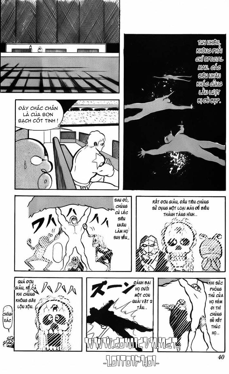 Kinniku Man Chap 30 - Next Chap 31