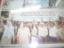 Demo hapuskan ISA tahun2001