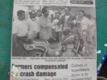 konvoi Taiping Bikers ke prk Anak Bukit dan Pendang