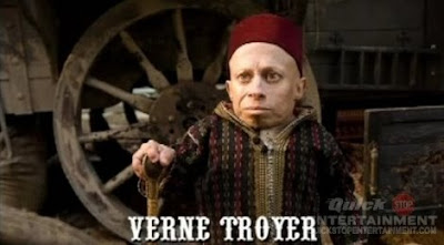 Verne Troyer - Imaginarium of Doctor Parnassus