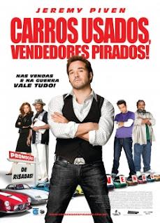 Filme Poster Carros Usados Vendedores Pirados DVDRip XviD Dual Audio