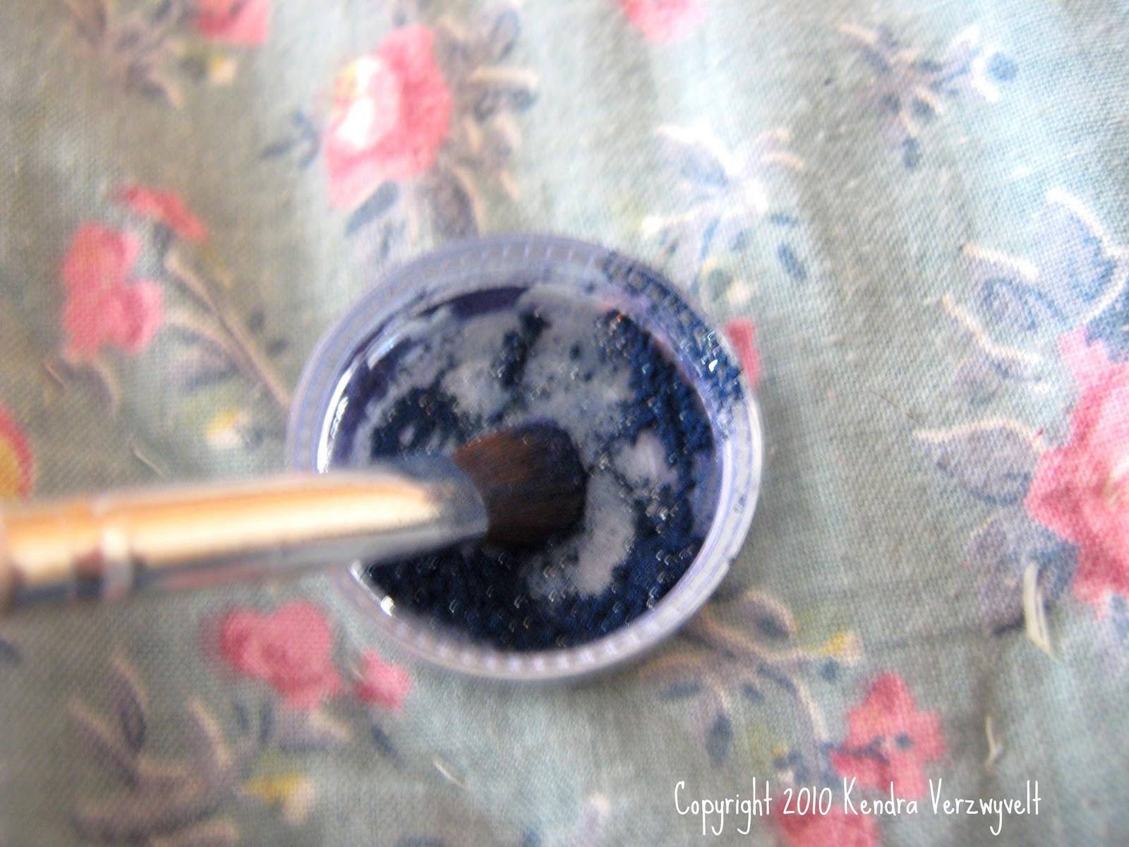 Now Its Time To Apply To The Eye With Loose Shadows You Want To Apply Your  Eyeshadow In A Patting Motion, A Sweeping Motion May Be Used If You Want  Just A