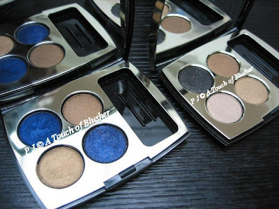A blogger that Falls in love with Makeup: Lancome Fall 09: Declaring Indigo