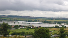 Floods across the Vale in July