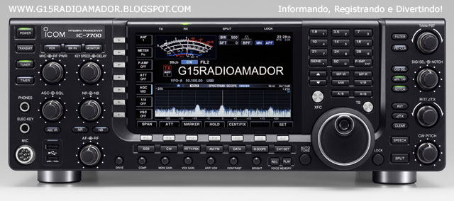 G15 RADIOAMADOR