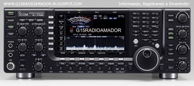 G15 RADIOAMADOR