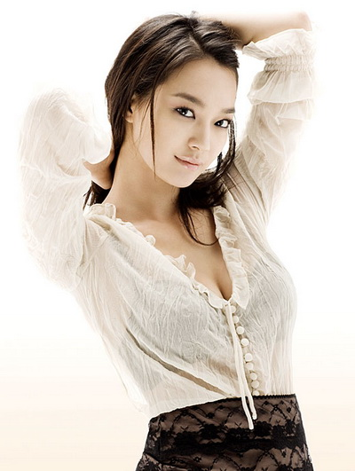 Shin Min Ah Foto Profil Artis Korea Pemain My Girlfriends is Gumiho